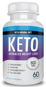 Keto Original Diet - Amazon - composición - precio